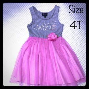 Princess Dress • Size 4T